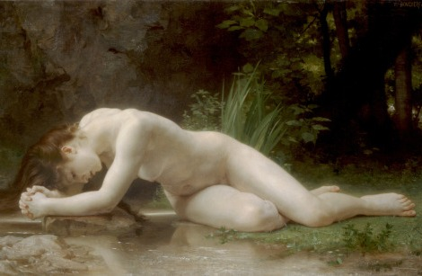 World Scripture for Daily Living.corpvs William Adolphe Bouguereau oil on canvass the Creation of Eve